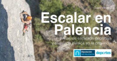 Guía «Escalar en Palencia»